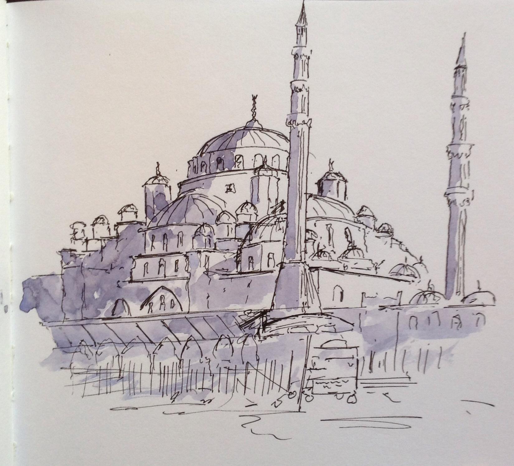 Just a regular mosque Mosque